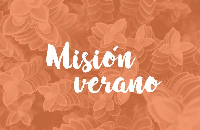 Misión verano 2020