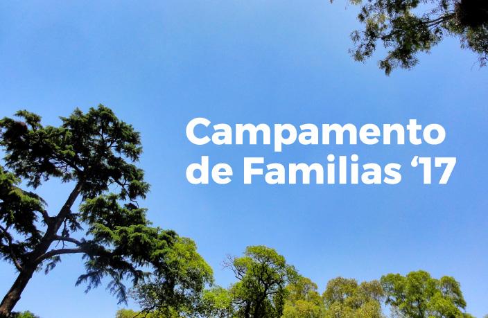 Campamento de Familias 2017