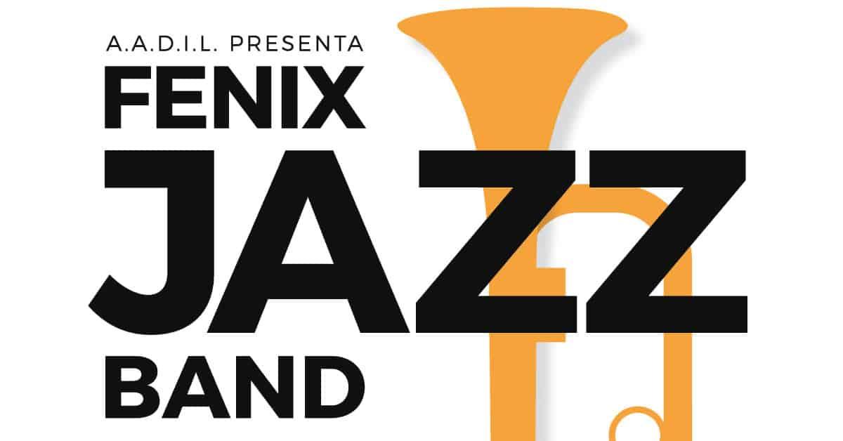 Fenix Jazz Band a beneficio de los Hogares Lowe