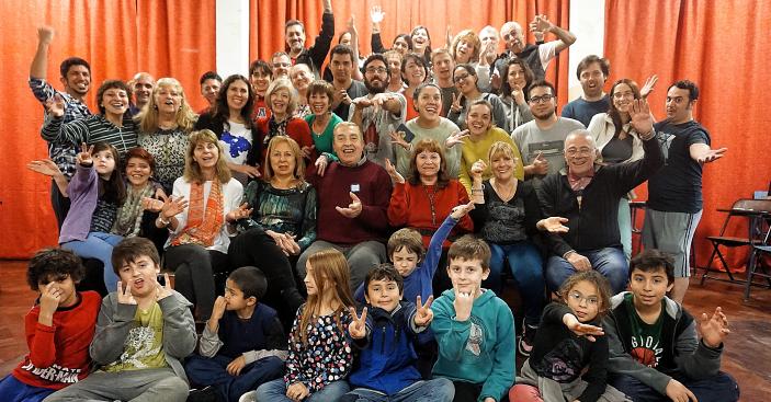 Dios familia, amor, comunidad: Campamento 2017