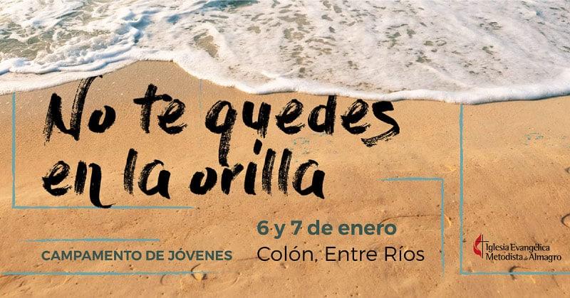 Campamento de Jóvenes 2018 – Colón, Entre Ríos