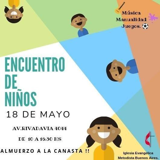 Encuentro de Niños y Niñas