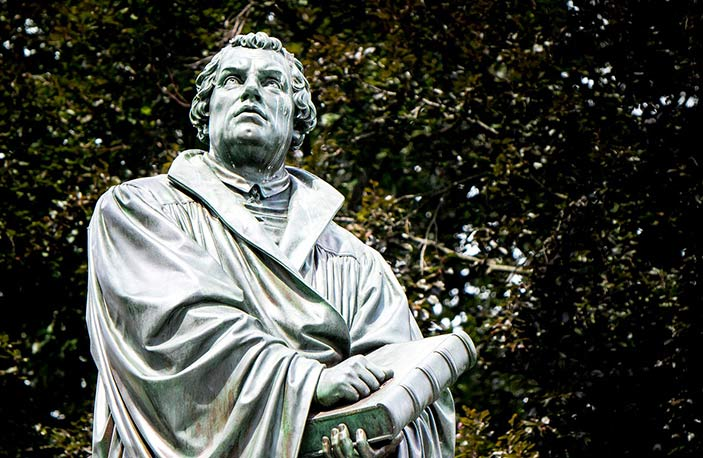 31 de octubre: Día de la Reforma Protestante