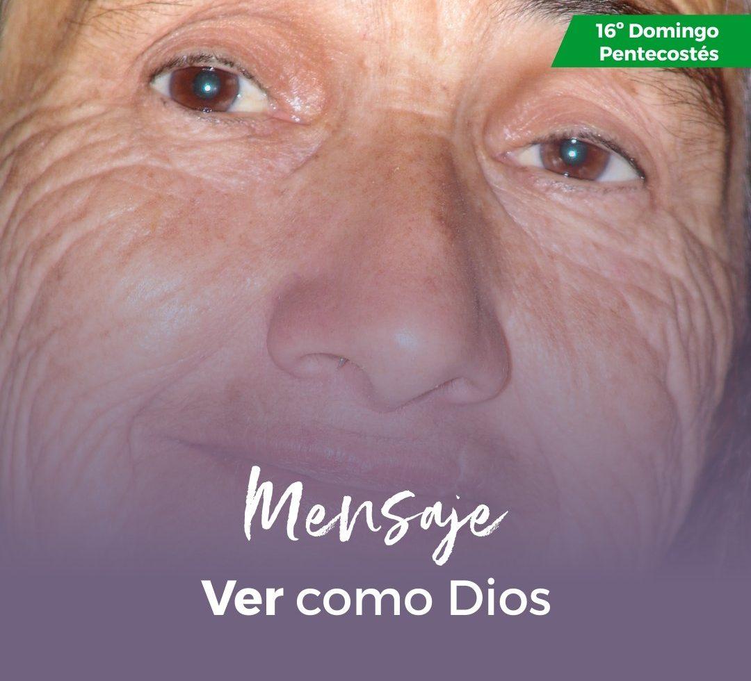 Ver como Dios